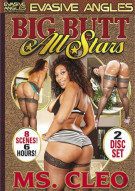 Big Butt All Stars: Ms. Cleo Porn Movie
