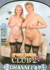 Granny Lesbian Club 2 Porn Movie