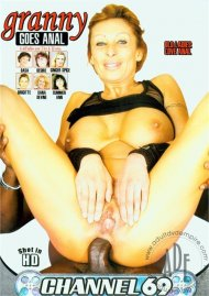 Granny Goes Anal Porn Video