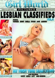 Lesbian Classifieds: My First Time Searching Vol. 4 Porn Movie
