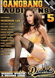 Best Of Gangbang Auditions 5 Porn Movie