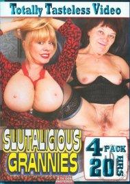Slutalicious Grannies Porn Movie