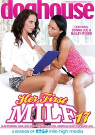 Stream Her First MILF 17 HD Porn Video from Dog House Digital!