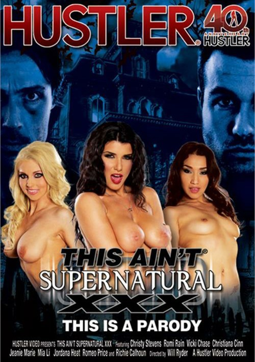 Сверхъестественное, XXX Пародия / This Ain't Supernatural XXX: This Is A Parody (2014) DVDRip