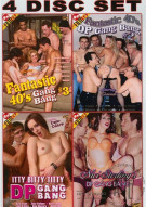 Gang Bang #1 (4 Pack) Porn Movie