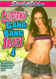 California Gang Bang Sluts 4 (2013) Icon