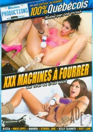 XXX Machines A Fourrer Porn Movie
