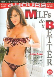 MILFs Do It Better Porn Movie