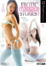 Erotic Massage Stories Vol. 5 DVD Image from Pure Passion.