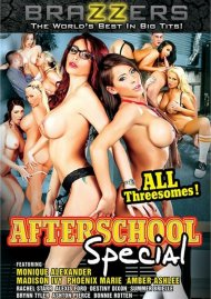 After School Special DVD Image from Brazzers.