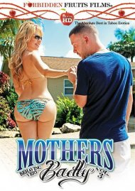 Mothers Behaving Very Badly Vol. 3 DVD Image from Forbidden Fruits Films.