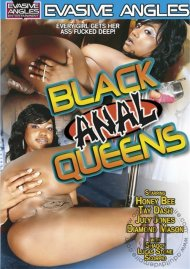 Black Anal Queens Porn Video