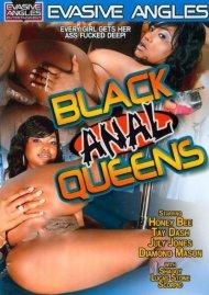 Black Anal Queens Porn Video