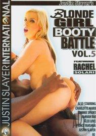Blonde Girl Booty Battle Vol. 5 Porn Movie