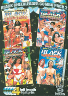 Black Cheerleader Combo Pack 2 Porn Movie