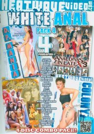 White Anal 4-Pack 4 Porn Movie
