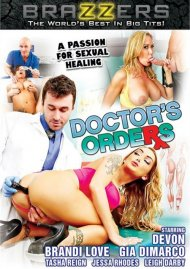 Doctor's Orders DVD Image from Brazzers.