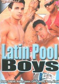 Latin Pool Boys Porn Movie