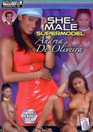 She-Male Supermodel: Andrea De Oliveira Porn Movie