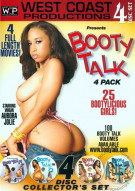 Booty Talk 4-Pack Porn Movie