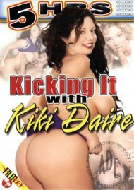 Kicking It With Kiki Daire Porn Movie