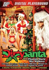 Dirty Santa DVD Image from Digital Playground.