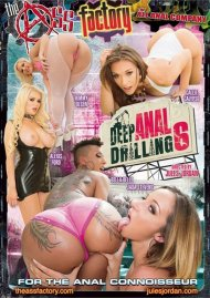 Deep Anal Drilling 6 DVD Image from The Ass Factory.