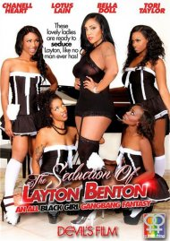 Stream The Seduction Of Layton Benton HD Porn Video from Devil's Film.