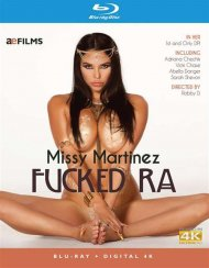 Missy Martinez: Fucked Ra (Blu-ray + Digital 4K) Blu-ray Image from AE Films.