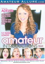 Amateur Introductions Vol. 20 Porn Movie