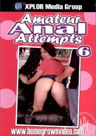 Amateur Anal Attempts 6 Porn Movie
