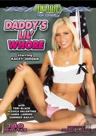 Daddy's Lil' Whore Porn Video