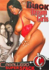 Black Dream Girls Super 5 Pack Porn Movie