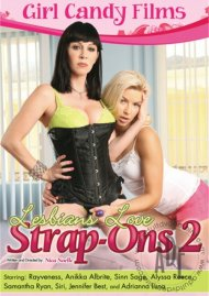 Lesbians Love Strap-Ons 2 Porn Movie