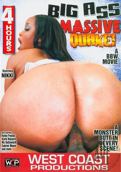 Big Ass Massive Quake!