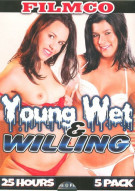 Young Wet & Willing 5-Pack Porn Movie