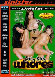 Filthy Little Whores 8 Porn Movie