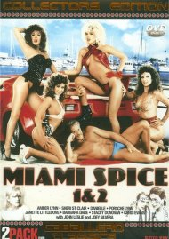Miami Spice 1&2 Collectors Edition Porn Movie