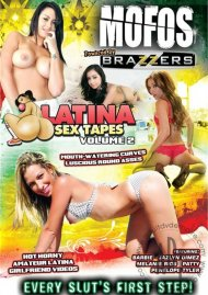 Latina Sex Tapes Vol. 2 Porn Movie