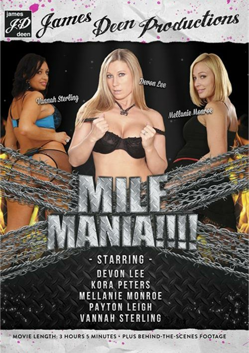 Download James Deen's MILF Mania
