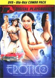 Erotico 2 (DVD + Blu-ray Combo) Porn Movie