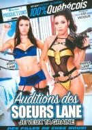 Auditions Des Soeurs Lane: Je Veux Ta Graine Porn Movie