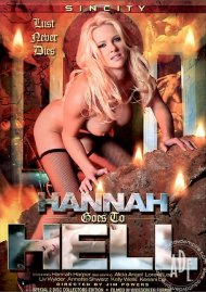 Hannah Goes to Hell Porn Video
