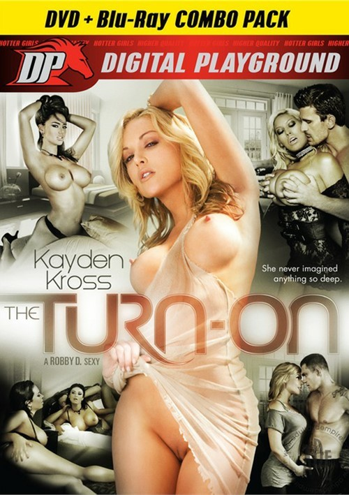 Turn-On, The (DVD+ Blu-ray combo)