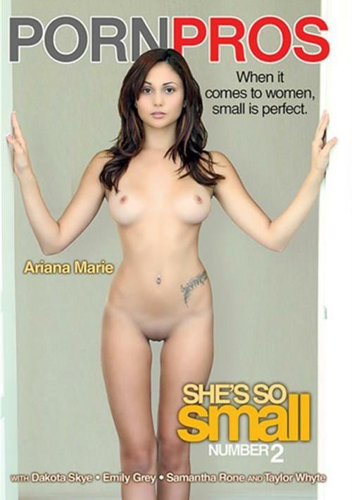 Она Такая Маленькая #2 / She's So Small #2 (2014) DVDRip