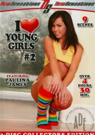 I Love Young Girls #2 Porn Video