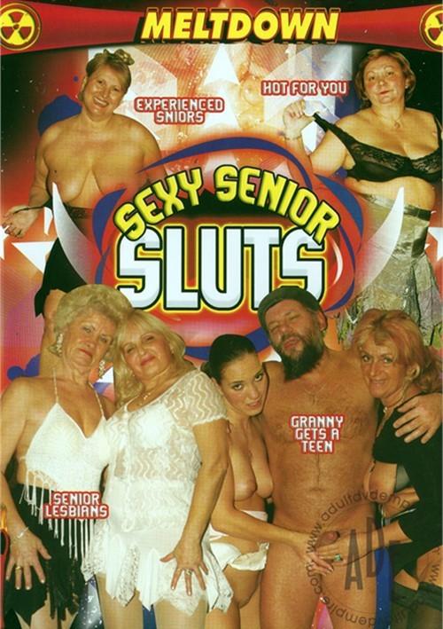 Sexy Senior Sluts