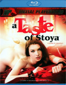 Taste Of Stoya, A Blu-ray