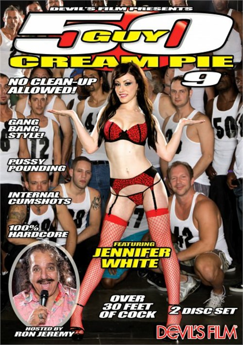 50 Guy Cream Pie 9