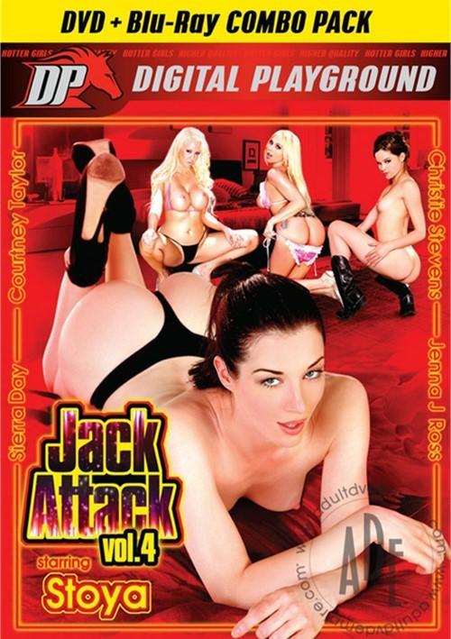 Jack Attack Vol. 4